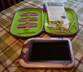 Leapfrog LeapPad XDI Ultra with 7 inch screen, case & chargers