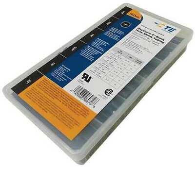 Raychem Cpgi-rnf-100-asrt-4n-blk Heat Shrink Tubing Kitblack160 Pc