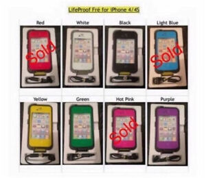 LifeProof Fre Cases for iPhone