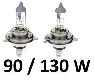 1-pr-H4-Globes-90-130W-Toyota-Landcruiser-40-45-60-62-70-75-76-78-79-80-series