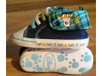 Disney Baby Soft Shoes