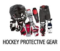 Looking for hockey equipment