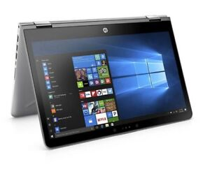 HP Pavilion x360 14 inch Touch Screen 2-in-1 laptop