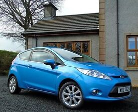 2009 Ford Fiesta Zetec, FOR SALE, Full years Tax and MOT