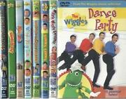 Kids DVD Lot