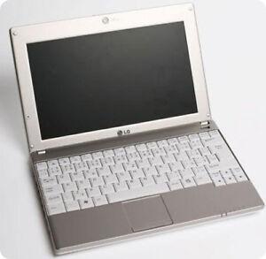 LG X110 10.1'' Netbook, Intel1.6GHz, 1GB 160GB WIN 7 OFFICE2010 - LIKE NEW-