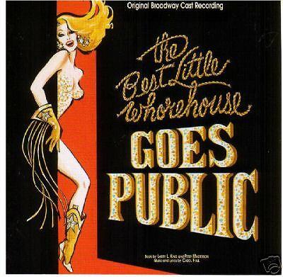 The Best Little Whorehouse Goes Public-1974-Cast