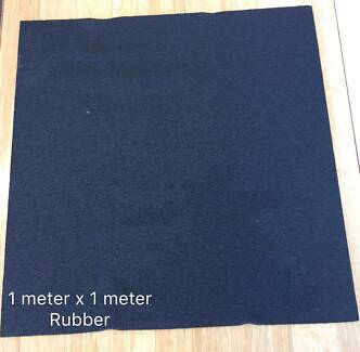 Rubber Acoustic Underlay Gym Underlay Floating Floor Underlay