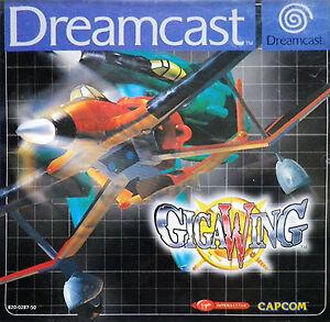 Giga Wing (Sega Dreamcast, 2000) - <span itemprop='availableAtOrFrom'>München, Deutschland</span> - Giga Wing (Sega Dreamcast, 2000) - München, Deutschland