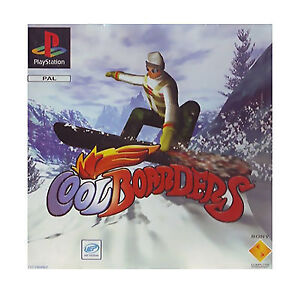 Cool Boarders (Sony PlayStation 1)