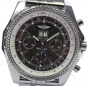 AUTHENTIC BREITLING FOR BENTLEY 6.75 MINT WATCH BEST DEAL!