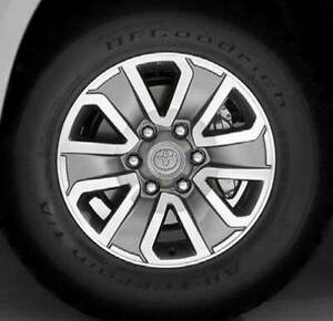 "Hilux 17"" Alloy Wheel Ornament Kedron Brisbane North East Preview"