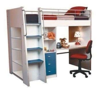 Study Single Bunk Bed