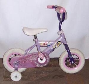 """Girl's Princess Bike 10in. """"RECONDITIONED"""""""