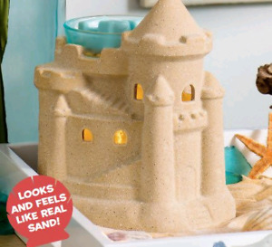 Sandcastle Warmer (from scentsy)