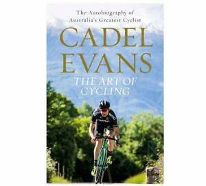 Cadel Evans book - The Art of Cycling Elwood Port Phillip Preview