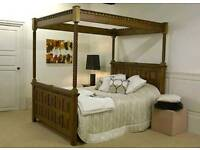 County Kerry superking size 4 poster bed