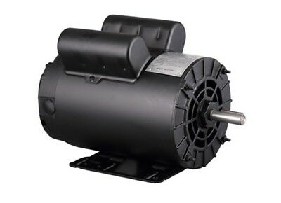 5hp Spl 3450rpm Air Compressor 60hz Electric Motor 230volt 1 Phase 58 Shaft