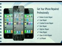 IPhone screen repair 4 5 5s 5c 6 6s Samsung iPad HTC Sony xperia