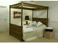 County Kerry super king size bed and bedroom furniture