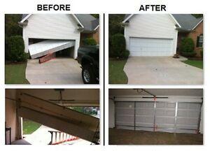 Garage Door Service on All Doors