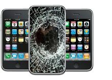 IPhone 4,4S: 40$, 5:60$, 6:95$, 6S:180$ SCREEN REPAIRS.ALL PHONES Fitzroy North Yarra Area Preview