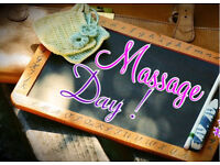 Call me today! I invite you to a great massage!
