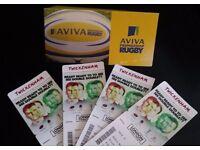 London Double Header 2016 - Aviva Premiership Rugby