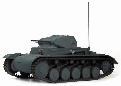 """Dragon 1/6 Scale 12"""" WWII German Panzer Pz.Kpfw II Ausf. B Tank Model Kit 75025"""