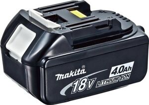 Makita 4 amp Battery