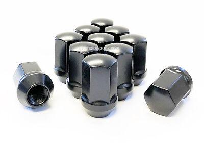 32 DODGE RAM 2500 3500 OEM BLACK LUG NUTS   14X1.5 FOR 2012-2017 MODEL TRUCKS