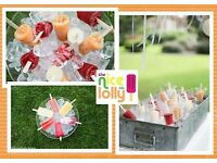 Whole fruit ice lolly business for sale - be up and running and earning in days!