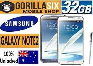 ** new SAMSUNG galaxy note 2 32gb ** Strathfield Strathfield Area Preview