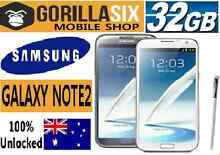 ** new SAMSUNG galaxy note 2 32gb ** Strathfield Strathfield Area Preview