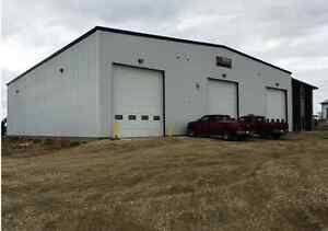 McRae Industrial Park - Large Commercial Shop and Office Space