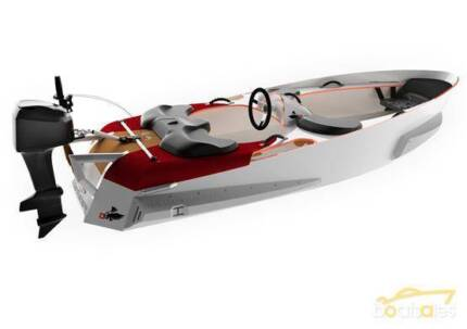 Lightweight Small Speed Boat Roof Topper