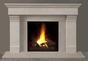 DIRECT VENT GAS FIREPLACE (Regina)