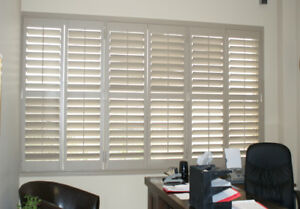 The Best Window Shutters in Toronto are at California Shutters!