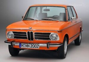 WANTED BMW 2002 TII
