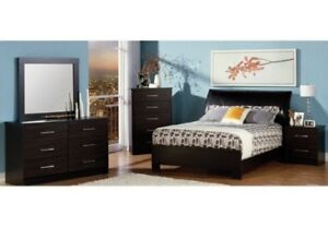 Montego bed set from the brick