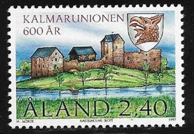 Aland 1997 600th Anniversary of Kalmar Union,  MNH / UNM