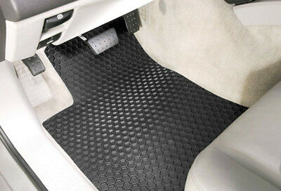 HEXOMAT   All Weather Heavy Duty Floor Mats   Front Mats   CUSTOM   BMW 3 Series