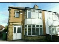 3 bedroom House for rent in pudsey ls28