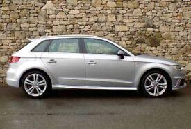 Audi A3 1.6tdi s-line 2015 sportback