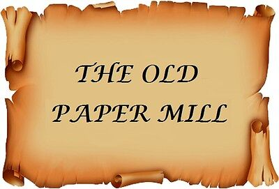 The Old Paper Mill