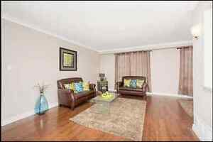 Newly renovated Raised Bunglow House rent in Georgetown Ontario.