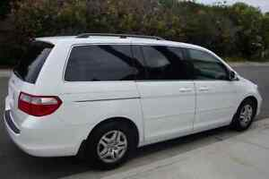 2007 EXL Honda Odyssey- loaded