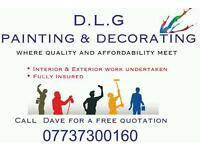 D.L.G Painting & Decorating