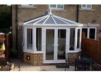 Conservatory. 163cm deep x 350cm wide. Can deliver