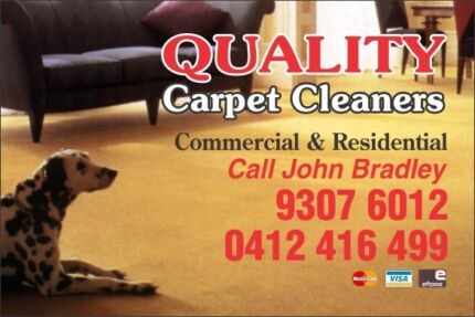 Quality Carpet Cleaners Ocean Reef Joondalup Area Preview
